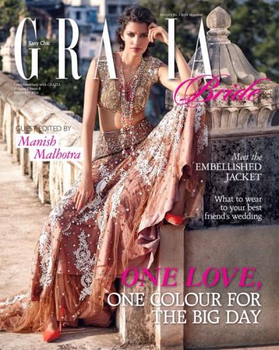 Grazia Bride India