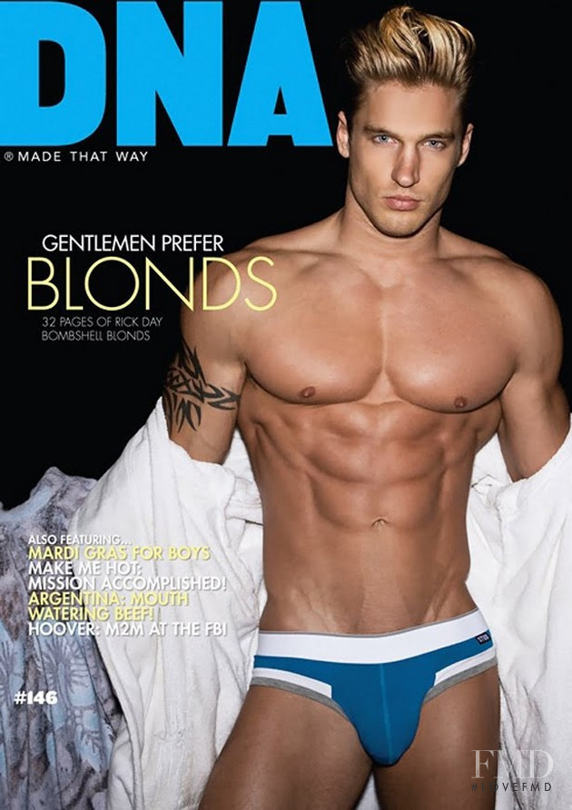 Steve Kuchinsky featured on the DNA Australia cover from March 2012