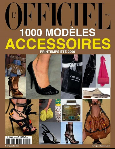 L Officiel 1000 Modele Accessoires - Magazine   Magazines   The FMD 11a144598a8e