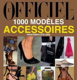 L\'Officiel 1000 Modele Accessoires
