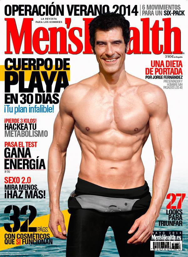 dieta para six pack mens health