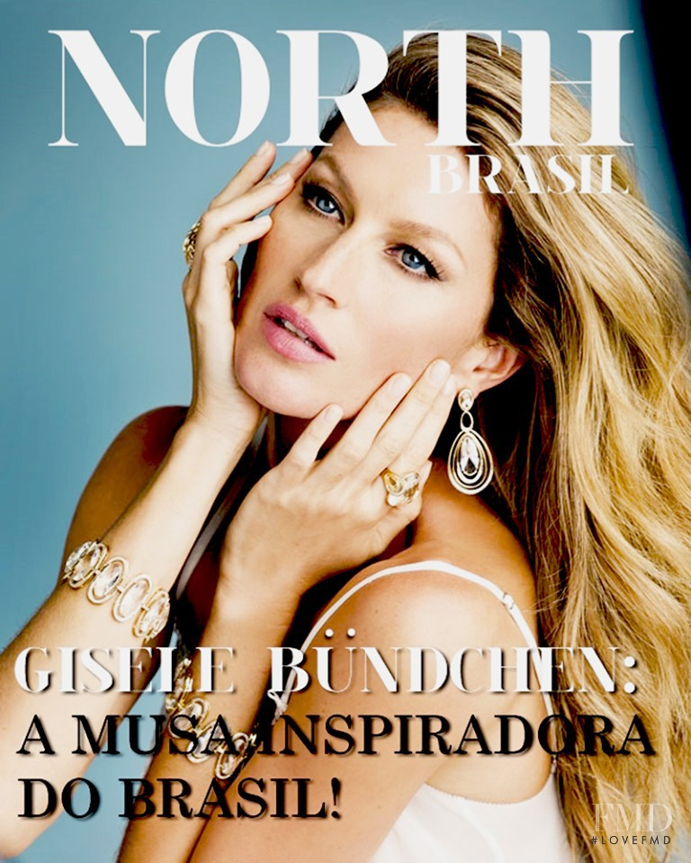 Gisele Bundchen featured on the North Brazil cover from December 2014