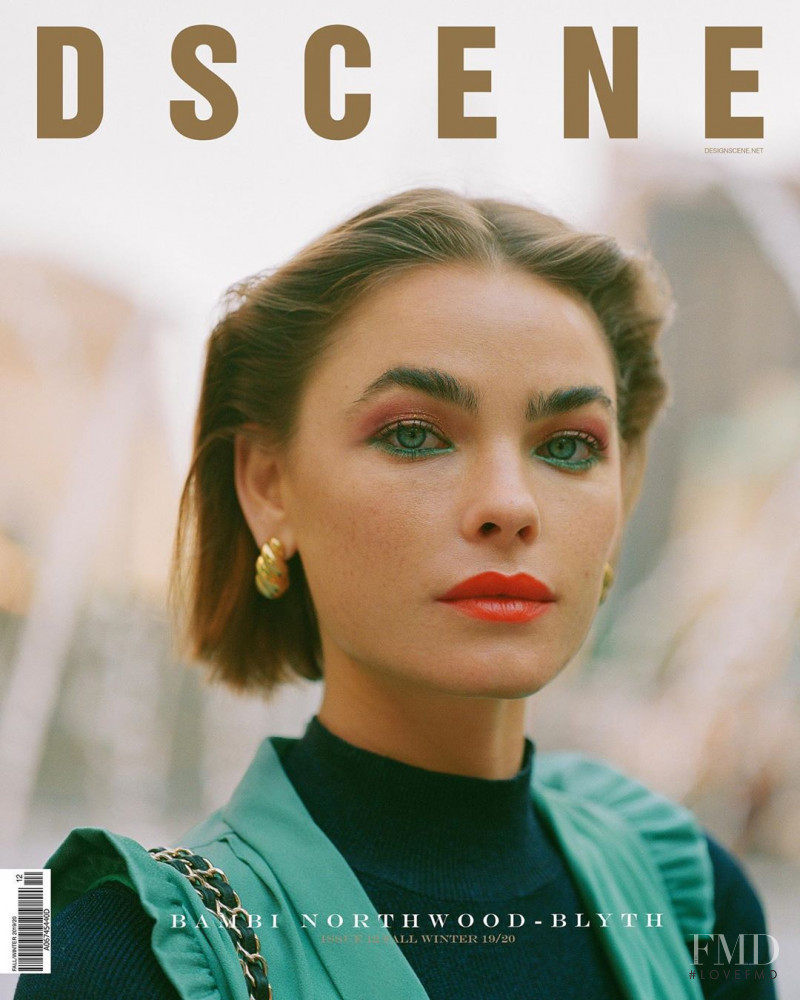 Bambi Northwood-Blyth featured on the Design Scene cover from December 2019