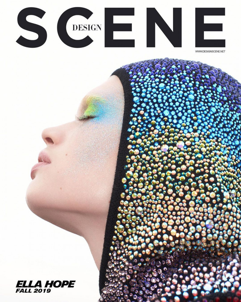 Ella Merryweather featured on the Design Scene cover from September 2019