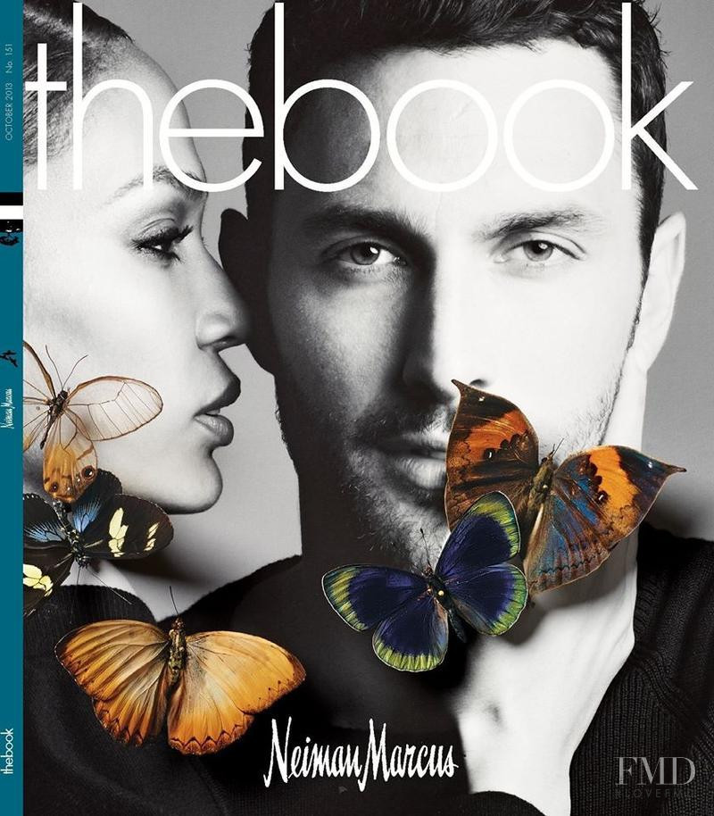 Joan Smalls featured on the The Book by Neiman Marcus cover from September 2013