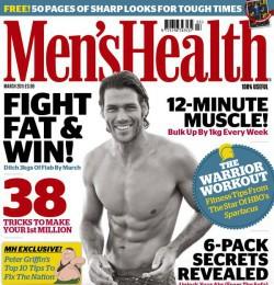 56e35a77f09 Covers of Men s Health UK - Magazine