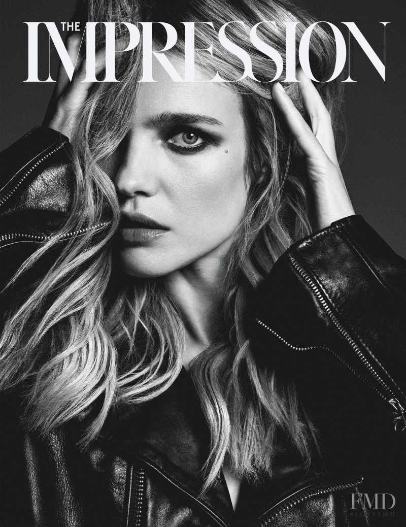 Natalia Vodianova featured on the The Impression cover from September 2016