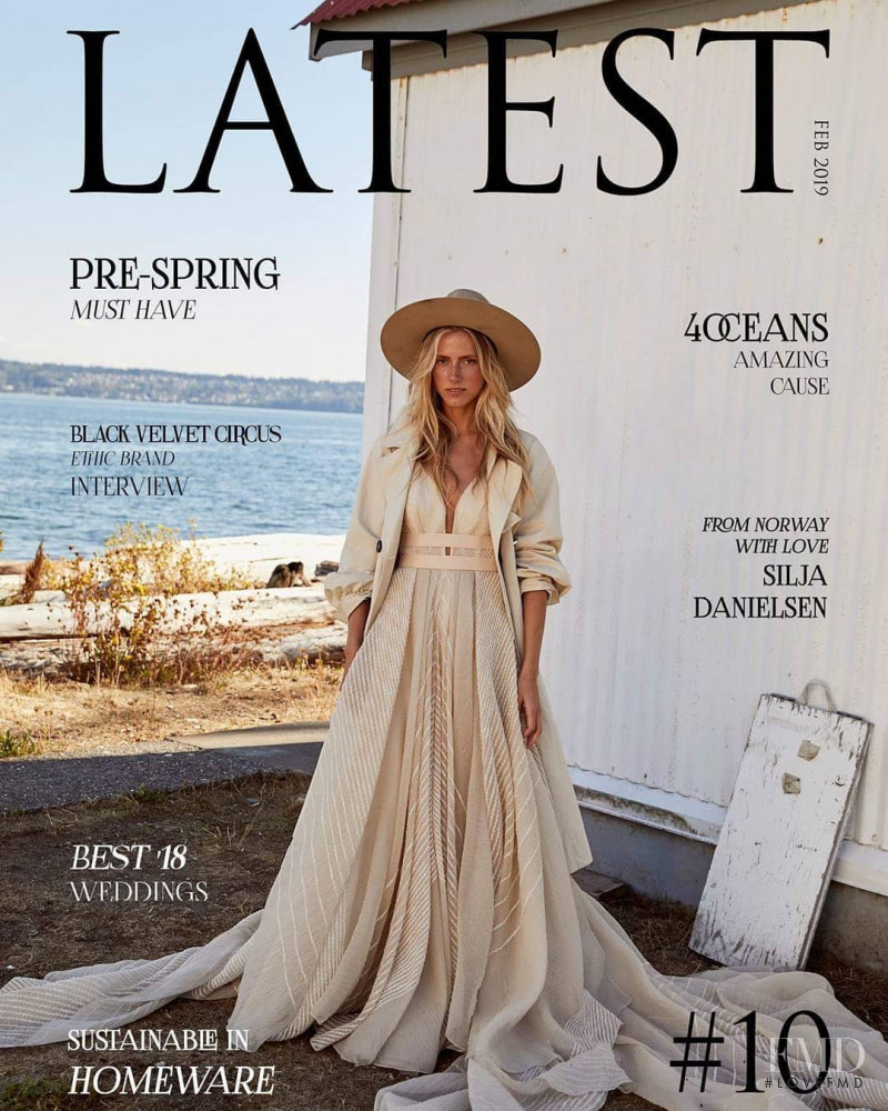 Silja Danielson featured on the Latest cover from February 2019