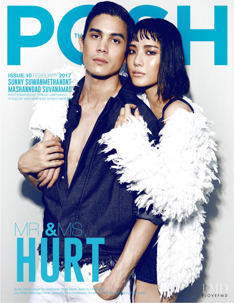 Sunny Suwanmethanont, Mashannoad Suvanamas featured on the Posh Thailand cover from February 2017