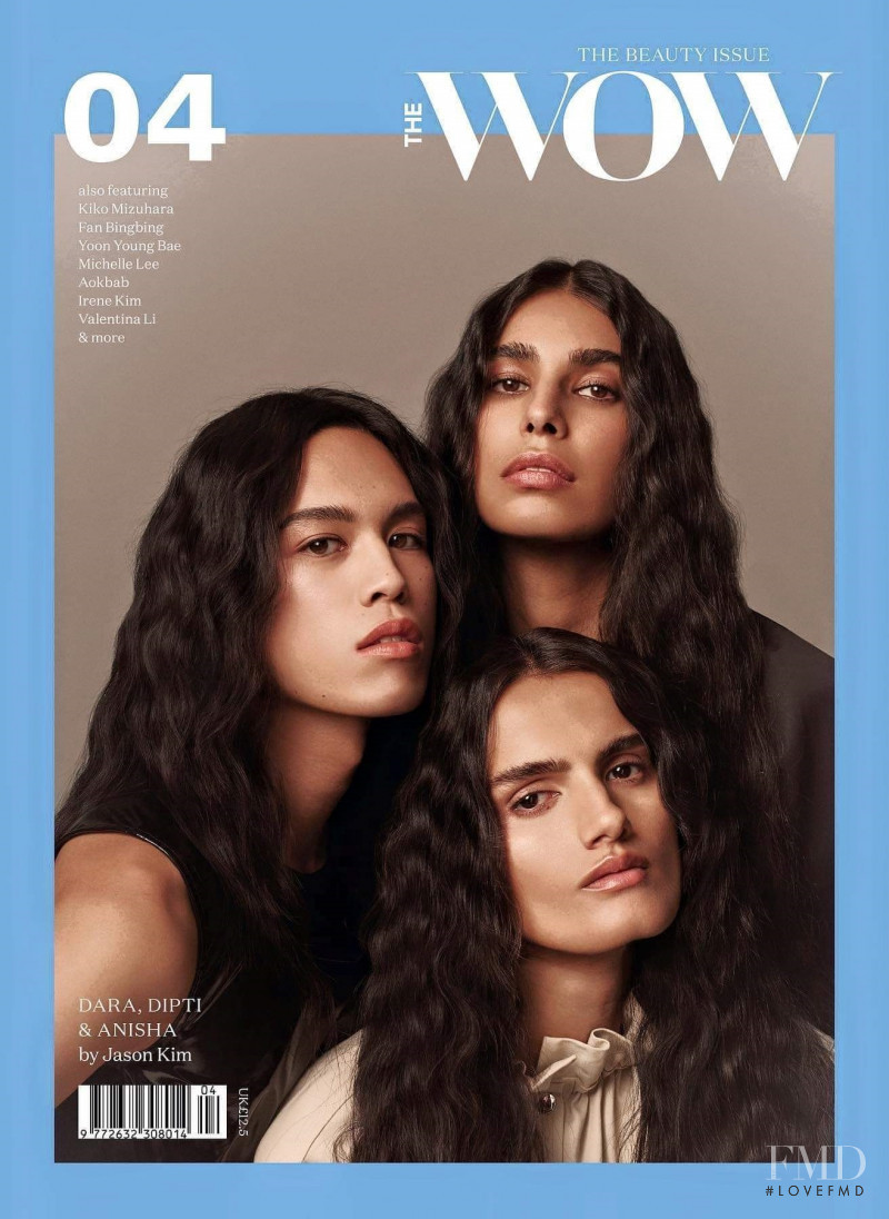 Dara Allen, Dipti Sharma, Anisha Sandhu featured on the The Wow cover from March 2021