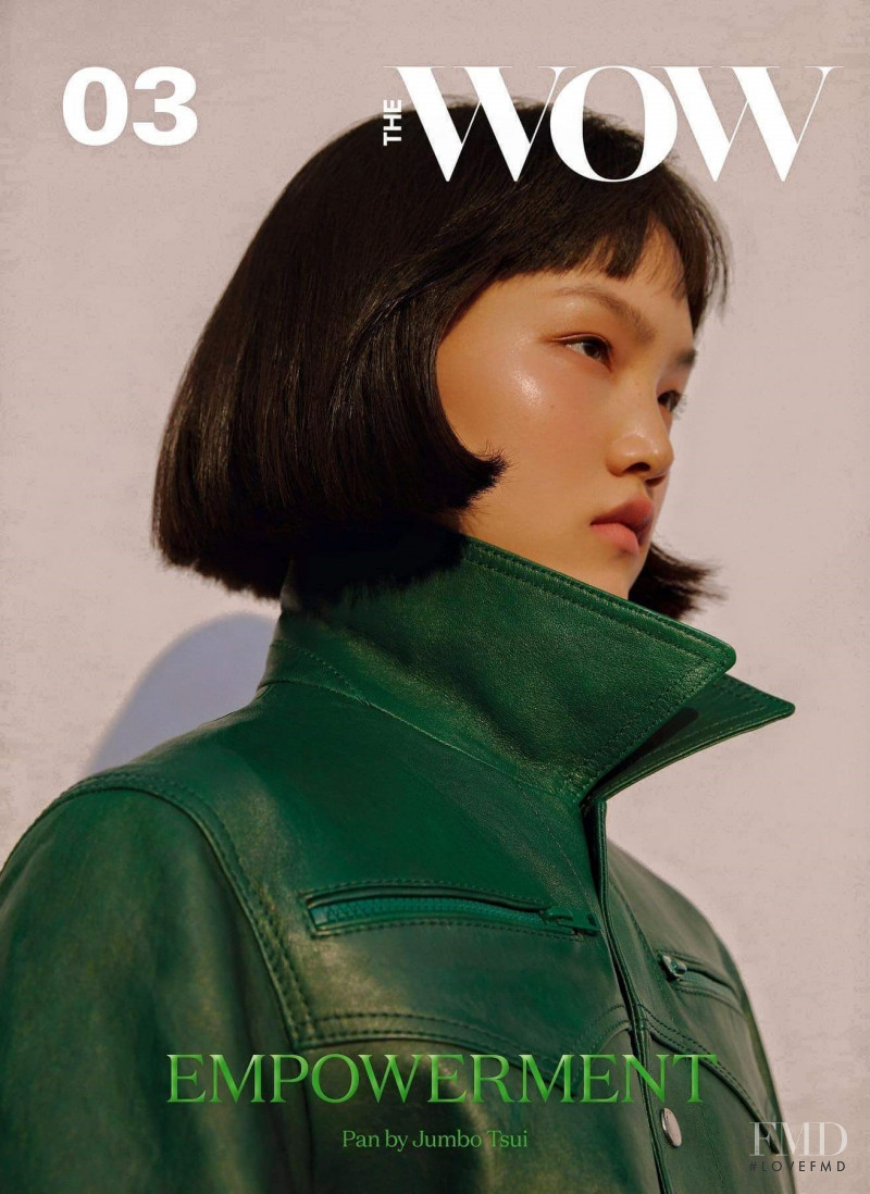 Pan Hao Wen featured on the The Wow cover from September 2020