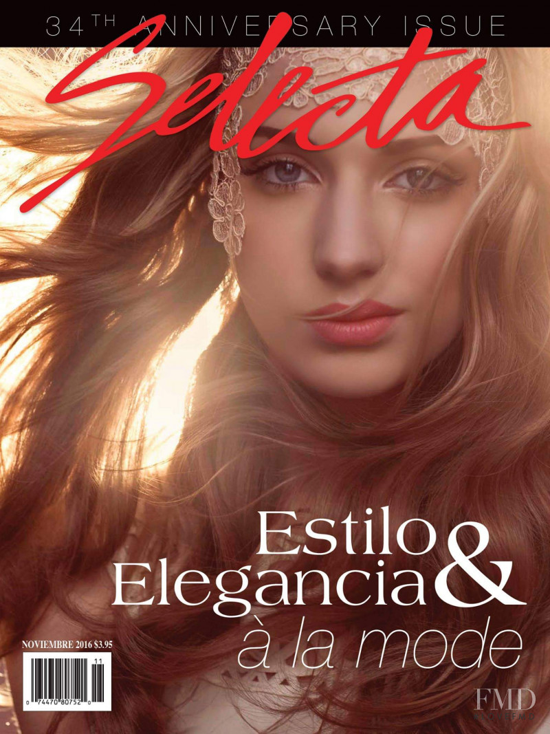 featured on the Selecta cover from November 2016