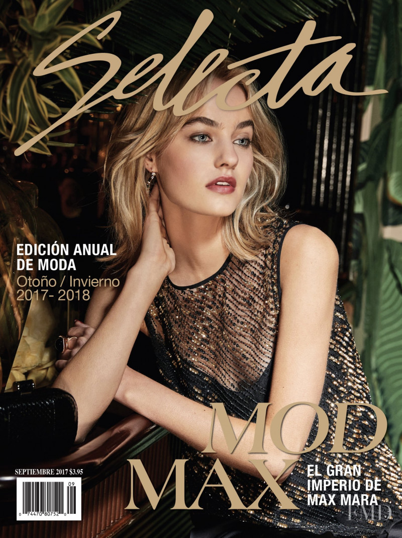 featured on the Selecta cover from September 2017