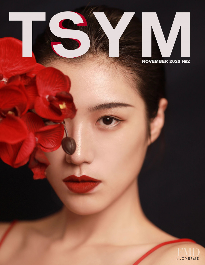 featured on the TSYM cover from November 2020