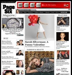 PageSixMagazine.com
