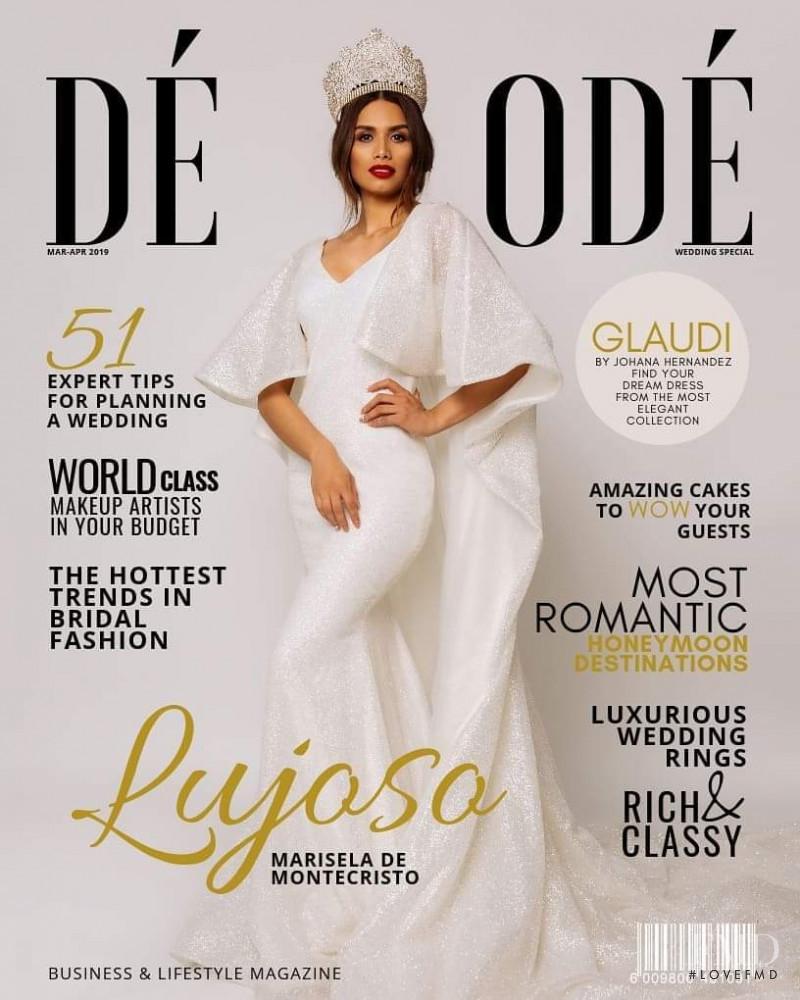 Marisela De Montecristo featured on the De Mode cover from March 2019