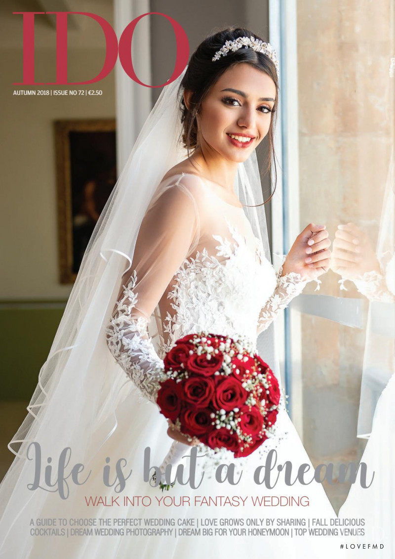 Julia Azzopardi featured on the I DO cover from September 2018