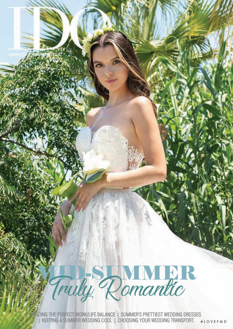 Nicola Grixti featured on the I DO cover from August 2020