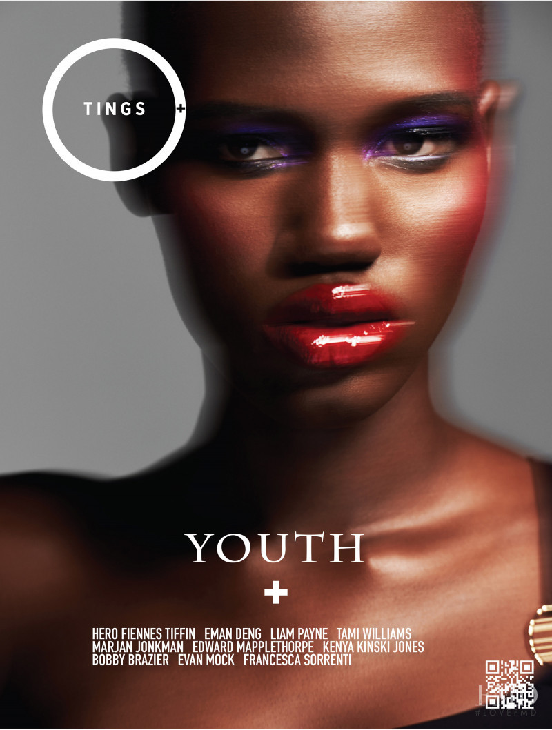 Eman Deng featured on the Tings UK cover from November 2020