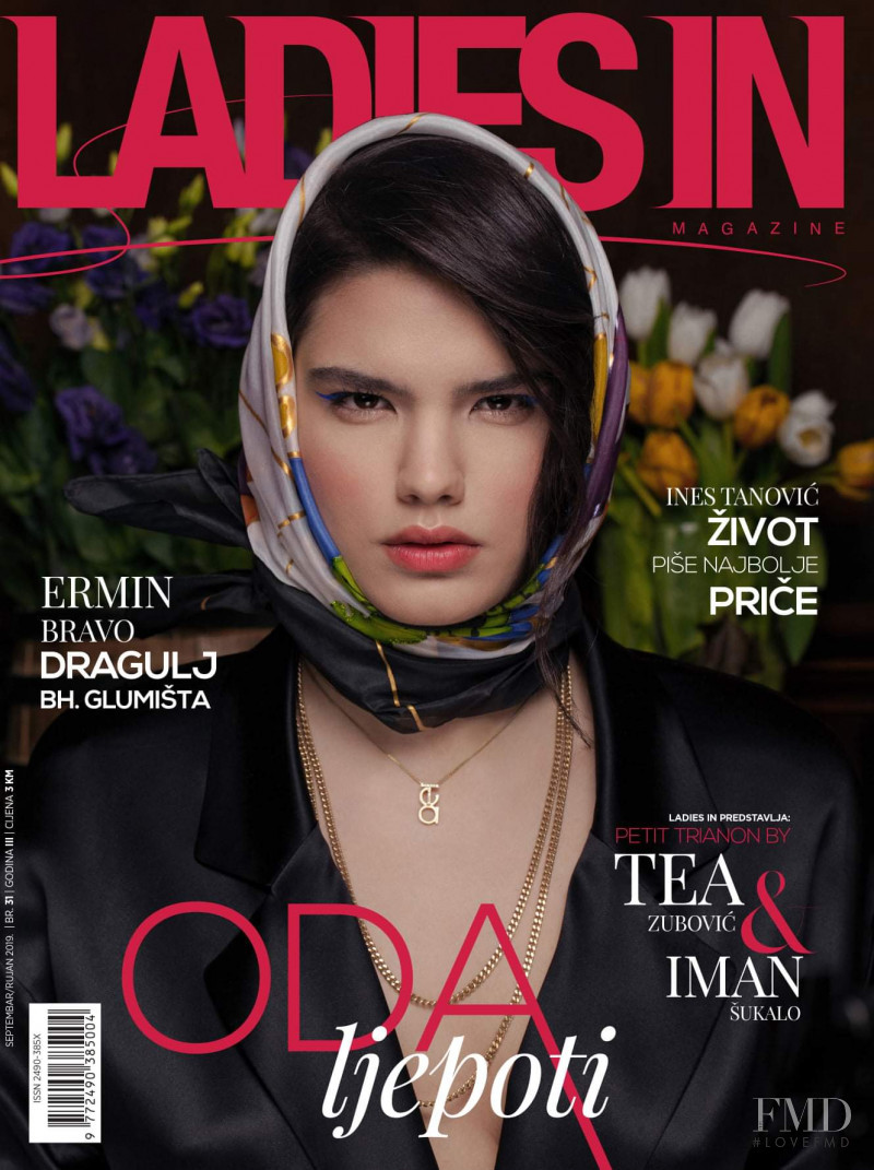 Iman Sukalo featured on the Ladies In cover from September 2019