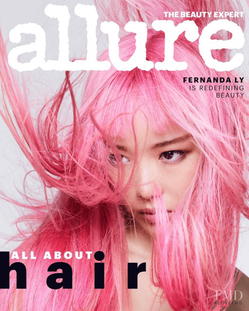 featured on the Allure cover from June 2018