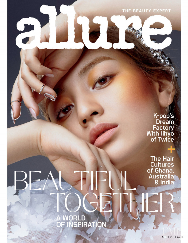 featured on the Allure cover from May 2020