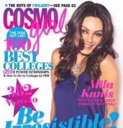cosmogirl usa magazine magazines the fmd