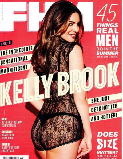 FHM UK - Magazine