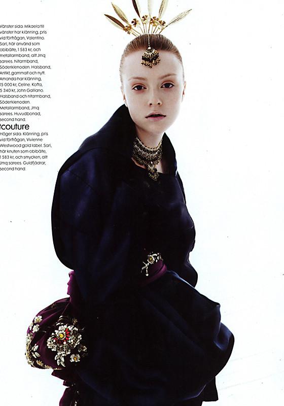 Photo of model Mikaela Carlén - ID 172274