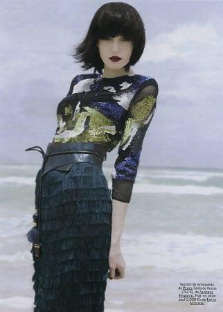 Photo of model Julia Goncharenko - ID 242784