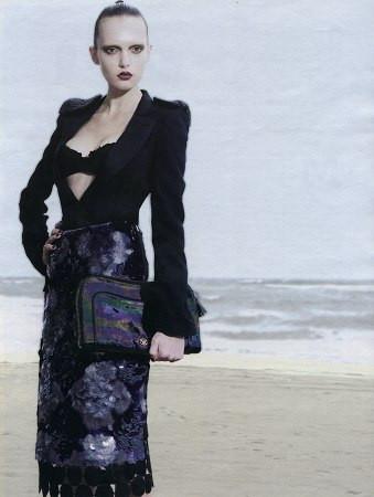 Photo of model Julia Goncharenko - ID 242788
