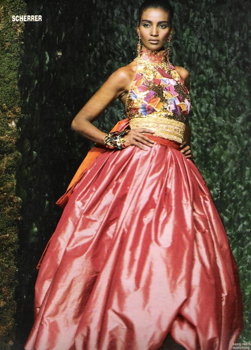 Photo of model Khadija Adam - ID 248149