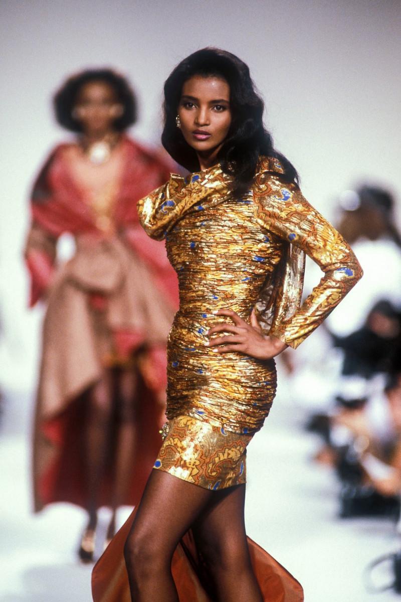 Photo of model Khadija Adam - ID 549252