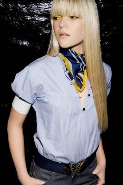 Photo of model Josephine Hansen - ID 199278