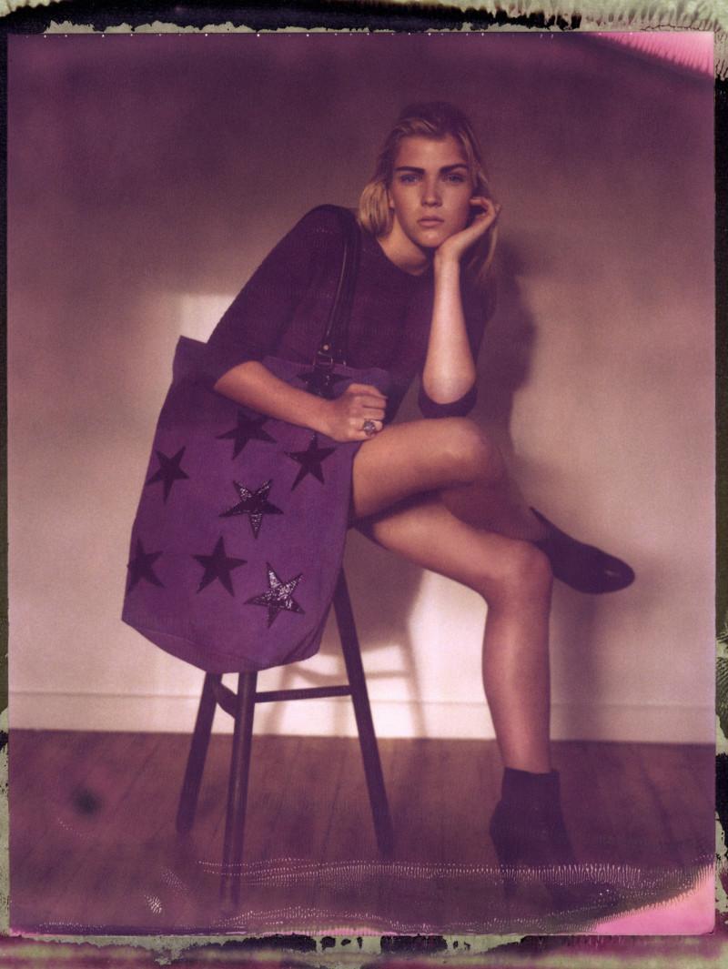 Photo of model Josephine Hansen - ID 199291