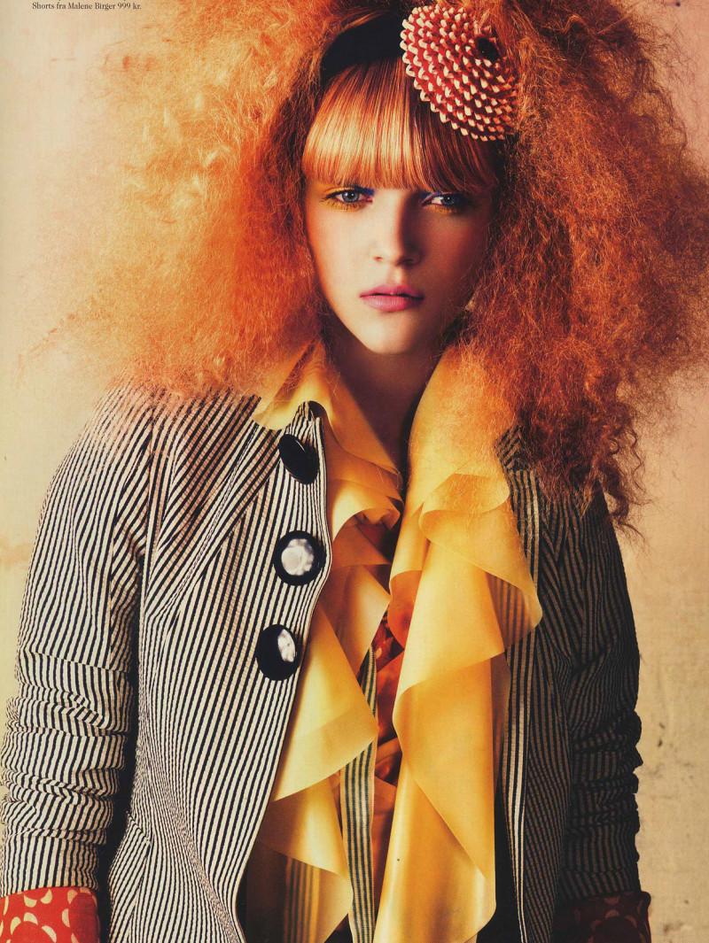 Photo of model Josephine Hansen - ID 199292