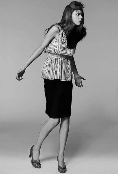 Photo of model Aleksandra Kolodziej - ID 201484