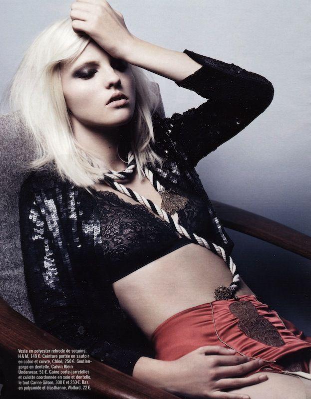 Photo of model Vibeke Hansen - ID 328796