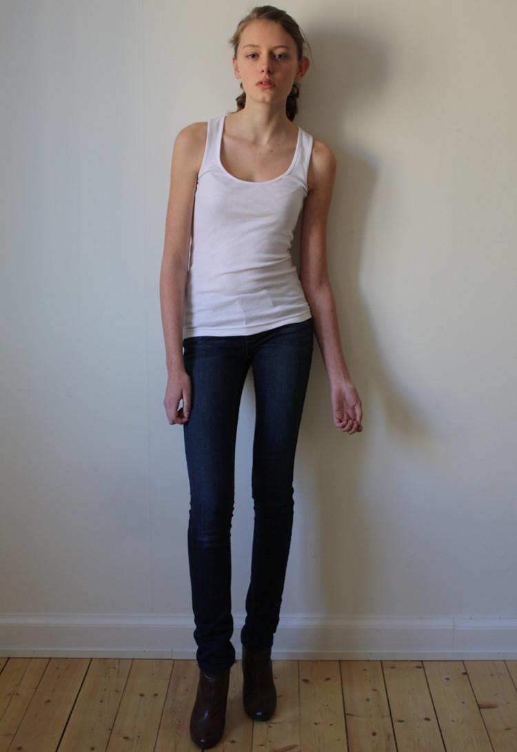 Photo of model Fanny Linberg Österlund - ID 203563