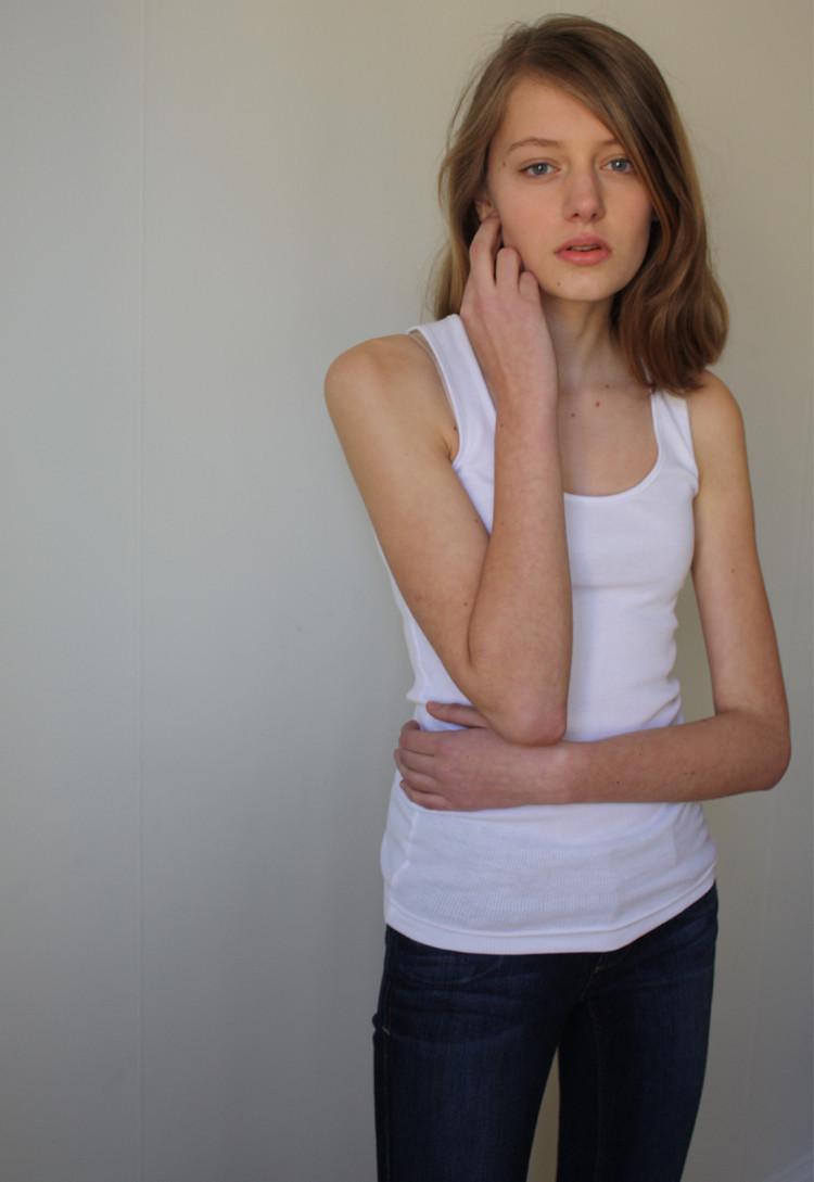 Photo of model Fanny Linberg Österlund - ID 203564