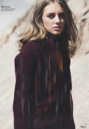 Photo of model Fanny Linberg Österlund - ID 261982