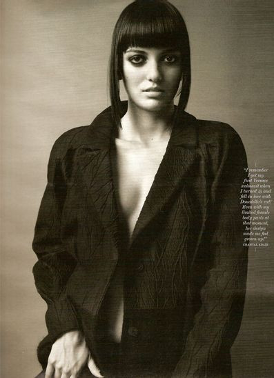 Photo of model Chantal Adair - ID 213176