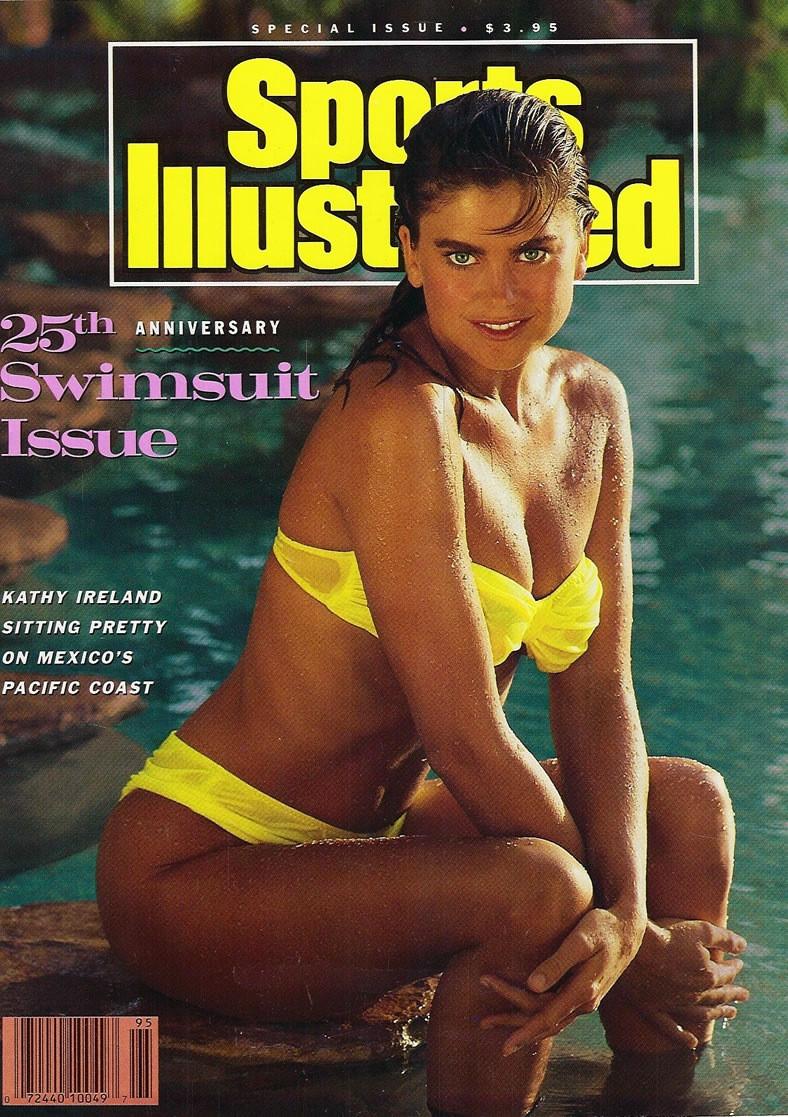 Photo of model Kathy Ireland - ID 245275