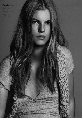 Photo of model Victoria Tuaz - ID 212229