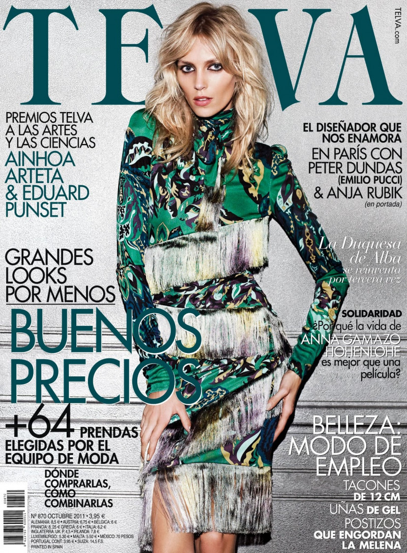Photo of model Anja Rubik - ID 357204