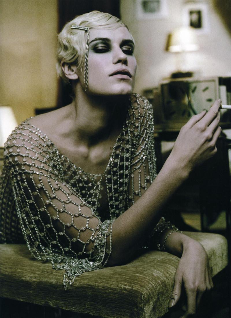 Photo of model Delfine Bafort - ID 129183