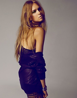 Photo of model Andrea Sheffield - ID 284963
