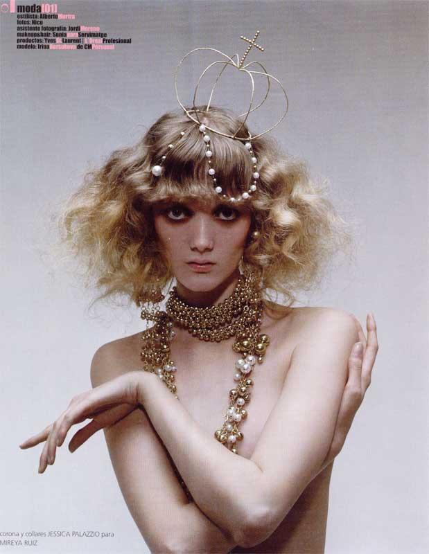 Photo of model Ira Bezroukova - ID 59547