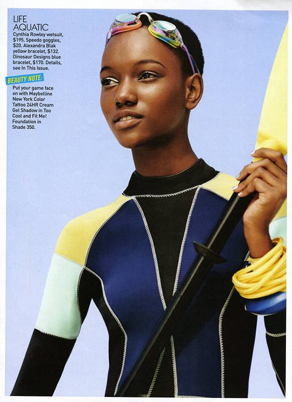 Herieth Paul - Photo - Fashion Model