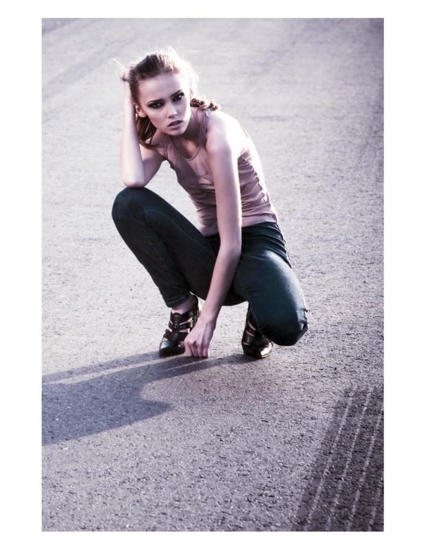 Photo of model Anna Mellbin - ID 391322